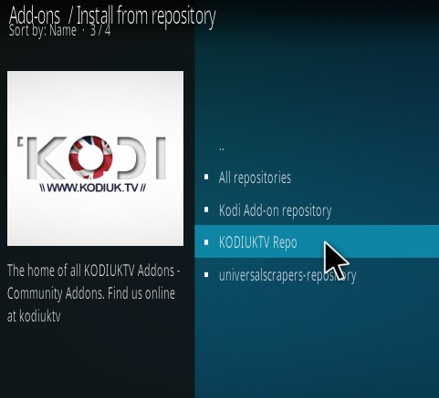 How To Install Daja Vu Kodi Addon Step 15