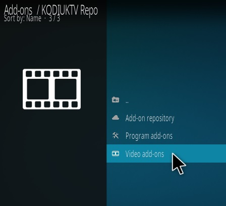 How To Install Daja Vu Kodi Addon Step 16