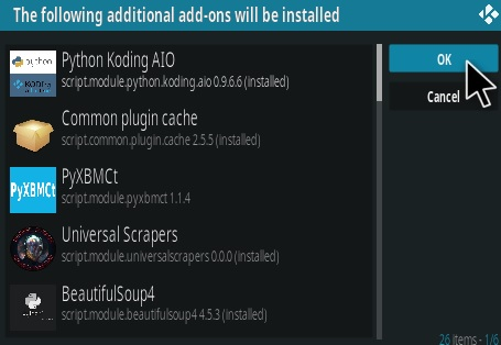 How To Install Destiny of Deathstar Kodi Addon Step 19