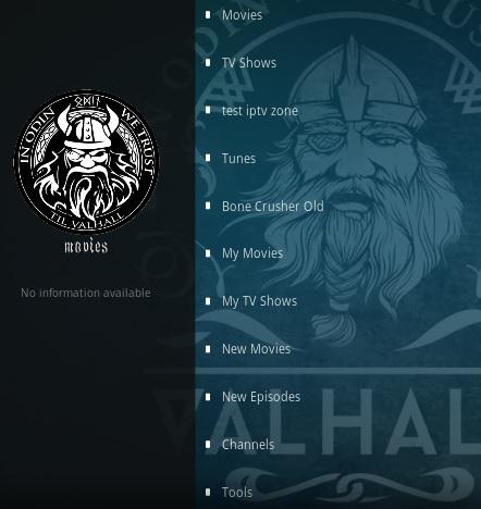 Odin addon