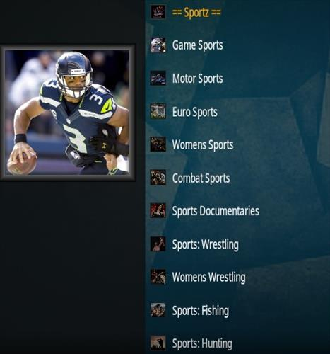 How To Install Sportz Kodi Addon Overview