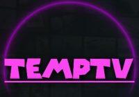 How To Install TEMPTV Kodi Addon