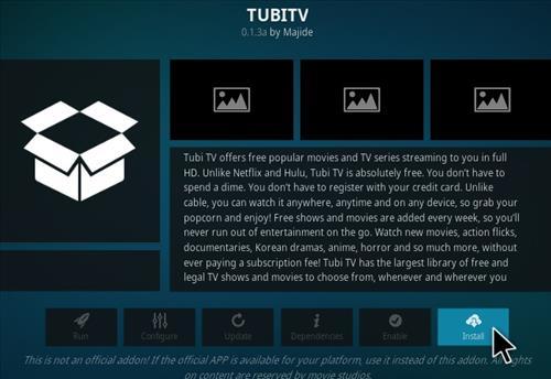 How To Install Tubi TV Kodi Addon   WirelesSHack