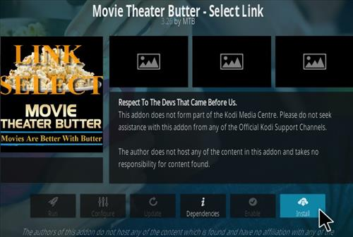 How To Install Movie Theater Butter Kodi Addon | WirelesSHack