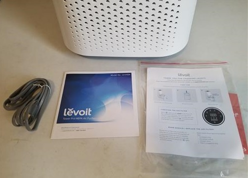 Review LEVOIT LV-H134 Air Purifier ALL