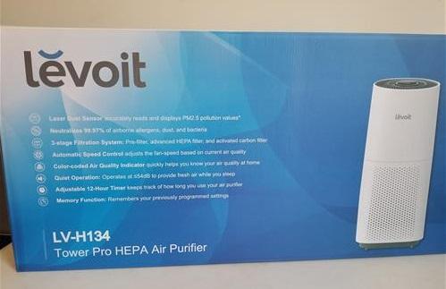 Review LEVOIT LV-H134 Air Purifier