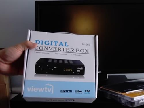 Best OTA TV Converter Box with DVR ViewTV