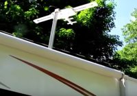 Best TV Antenna for a RV, Trailer, or Camper