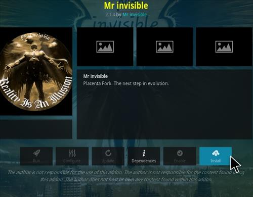 How To Install Mr Invisible Kodi Addon Updated Step 16