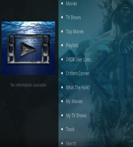 How To Install POSEIDON Kodi Video Addon Overview