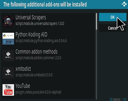 How To Install Queensberry Rules Kodi Addon Step 20