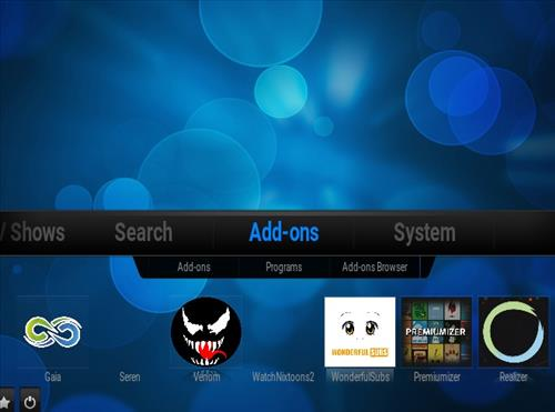 How To Install Reaper Wizard Builds Kodi Add-on Overview 1