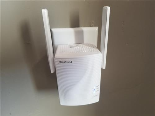 How To Connect BrosTrend AC1200 to Router