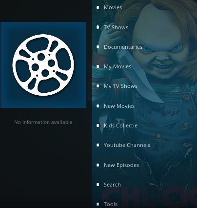 How To Install Chucky Video Kodi Addon Overview