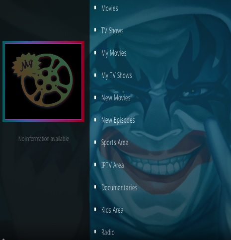 How To Install Clowns Replica Kodi Addon New URL Updated Overview