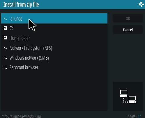 How To Install Flux It Kodi Addon Step 11
