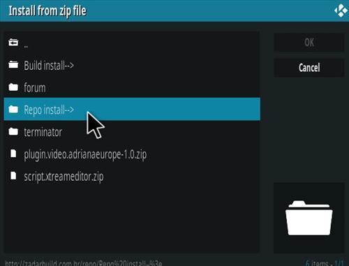 How To Install Pavoo TV Kodi Addon Step 12