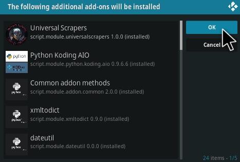 How To Install Self Help Kodi Addon Step 19
