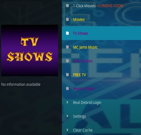 How to Install TechStreams Free For All Kodi Addon Overview