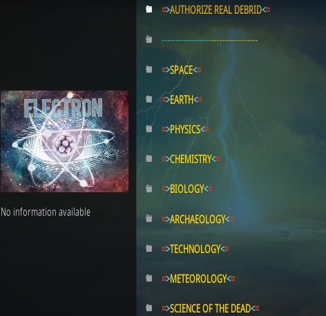 How To Install Electron Kodi Addon Overview