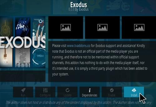 How To Install Exodus 8.0 Kodi Addon Update 9 Step 19