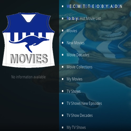 How To Install RooBoys Kodi Addon Overview