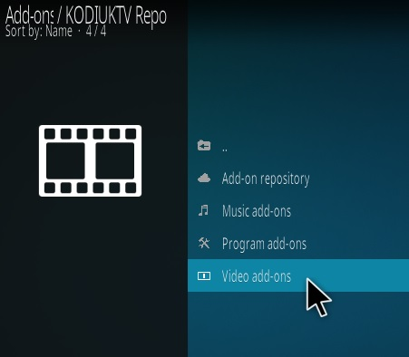 How To Install The End Zone Kodi Addon Step 17