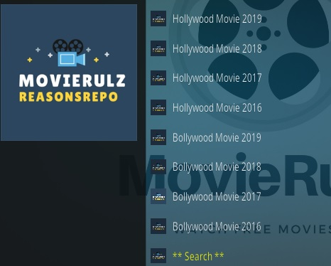 How to Install Movie Rulz Kodi Addon Updated 2019 Overview