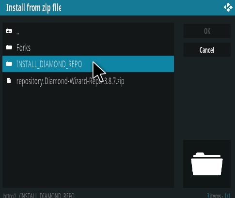 How to Install The Magic Dragon Kodi Add-on New V777 Step 12