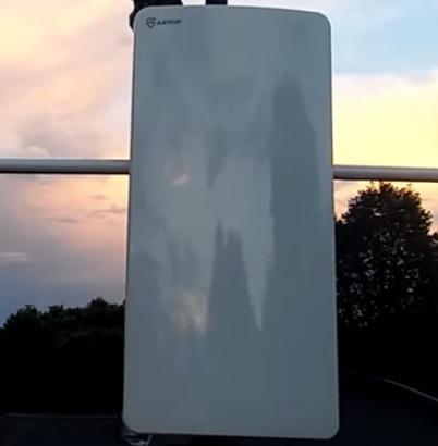 Review ANTOP Big Boy AT-400B Flat Panel HDTV Antenna ALL