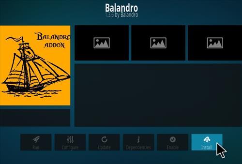 How To Install Balandro IPTV Kodi Spanish Addon Step 18