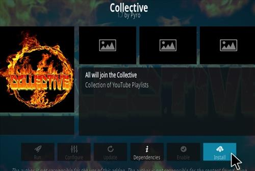 How To Install Collective Kodi Addon Step 18