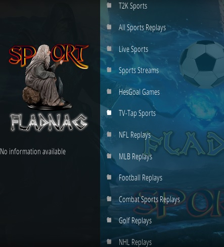 How To Install Fladnag Sports Kodi Addon Updated Overview