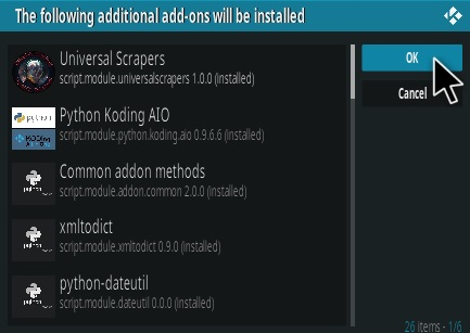How to Install Chains of Absolution Kodi Addon Step 19