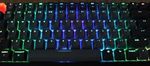 Best Wireless Mechanical Keyboards Keychron K2 Backlit