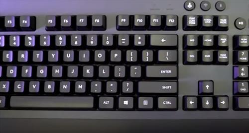 Best Wireless Mechanical Keyboards Logitech G613 2