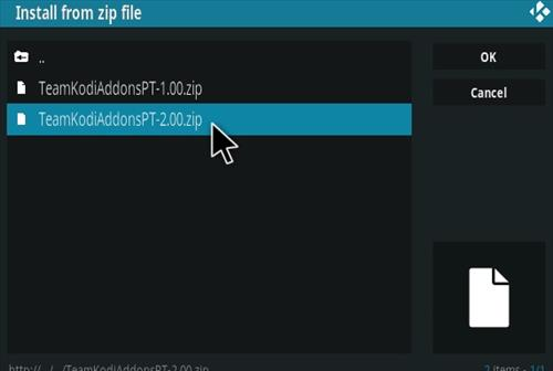 How To Install DECEIT Kodi Addon New URL Step 12