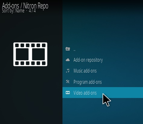 How To Install Nitronix Kodi Addon Step 16