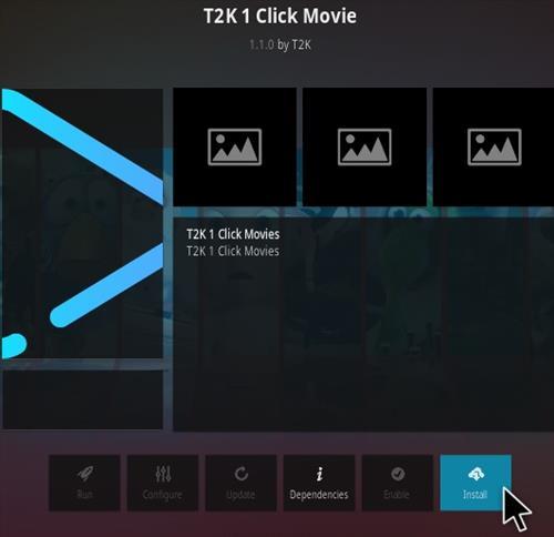 How To Install T2K 1-Click Movie Kodi Addon Update Step 18