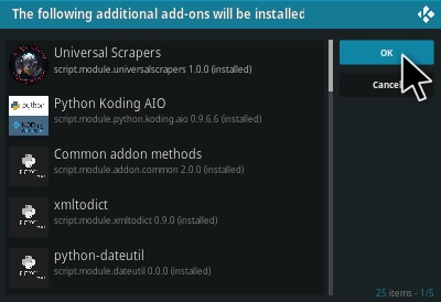 How To Install The Mad Titan Kodi Addon Step 19
