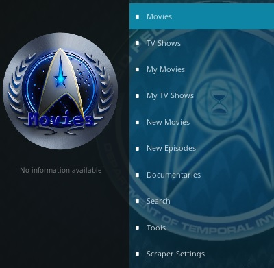 How To Install Trek Kodi Addon Overview