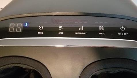 Etekcity EM-SF3 Smart Shiatsu Foot Massage Machine Controls