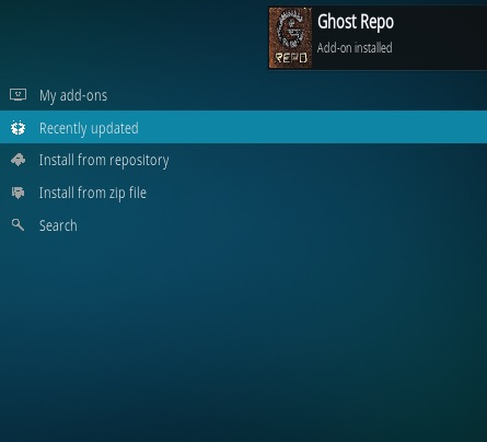 How To Install Ghost Repo Updated Step 13