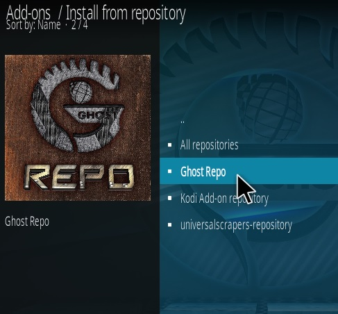 How To Install Ghost Repo Updated Step 15