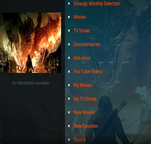 How To Install SMAUG Kodi Addon Overview