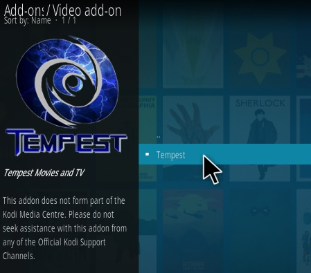 How To Install Tempest Kodi Addon 2020 Step 17
