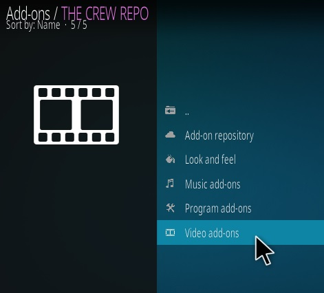How To Install The Crew Kodi Addon 2020 Step 16