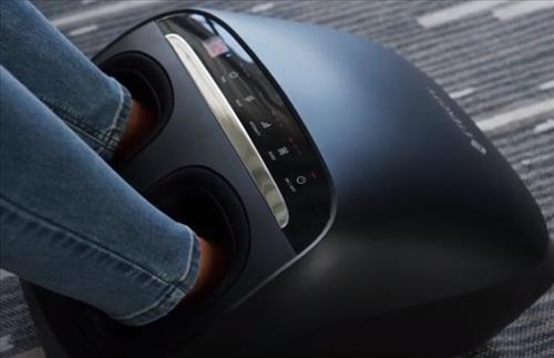 Review Etekcity EM-SF3 Smart Shiatsu Foot Massage Machine