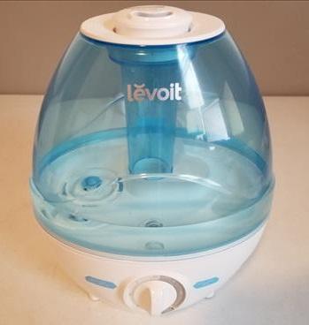 Review LEVOIT Ultrasonic Cool Mist Humidifier Fill Water Tank