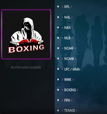 Best Sports Add-ons for Kodi 2020 Crew Sports